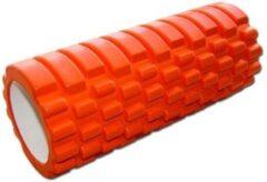 RS Sports Intense Foam roller l 33 cm l Ø 14 cm l oranje
