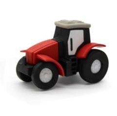 Rode Leukste Winkeltje LeuksteWinkeltje USB stick trekker tractor 8 GB