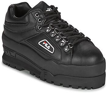 Afbeelding van Zwarte Lage Sneakers Fila TRAILBLAZER WEDGE WMN