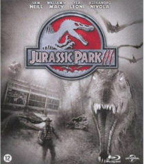 Universal Pictures Jurassic Park 3 (Blu-ray)