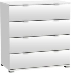 Young Furniture Ladekast Perfect 82 cm hoog - wit