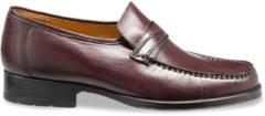Donkerbruine Floris van Bommel Van Bommel Geklede schoenen