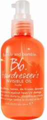 Bumble and bumble - Hairdresser's invisible oil - Olie 100 ml-Geen kleur