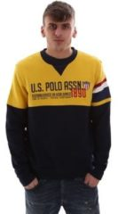 Gele Sweater U.S Polo Assn. 52522 49151