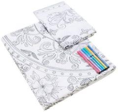 Desigual - unisex - Weißes Tuch - Colour IT - Colour It - Size 160x280-Pack