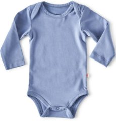 Little Label Unisex Rompertje - Blauw - Maat 56