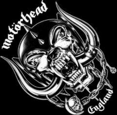 Rock Off Motorhead Bandana England Zwart