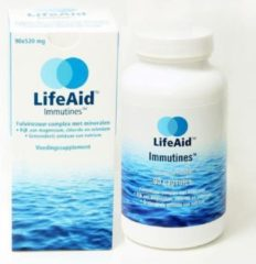 Lifeaid Immutines 90 Vegacaps