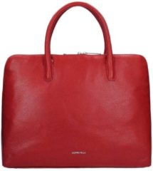 Rode GiGi Fratelli GiGi Romance Business laptoptas 15 inch red