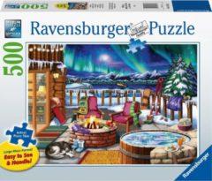 Ravensburger puzzel Noorderlicht - Legpuzzel - 500 stukjes