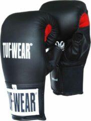 Zwarte TUF Wear Cool bokszakhandschoen Extra Large