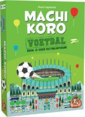 Groene White Goblin Games uitbreiding Machi Koro: Voetbal (NL)