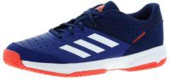 Adidas Court Stabil JR - Handballschuhe für Kinder Unisex - Weiß