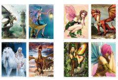 Blasetti Quaderno Maxi Fantasy Dream Scuola Media e Superiore 10 pezzi