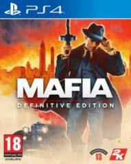 Take Two Mafia Definitive Edition (PlayStation 4)