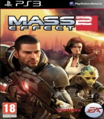 Bioware Electronic Arts Mass Effect 2, PS3 PlayStation 3 video-game