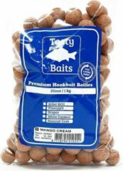 Tasty Baits Hookbait Boilies - Mango Cream- 20mm - 1kg - Oranje