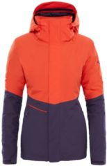 The North Face GARNER TRICLIMATE OUTDOORJACKE Damen rot