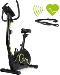 Zwarte VirtuFit iConsole HTR 2.1 Ergometer - Hometrainer - Incl. gratis trainingsvideo