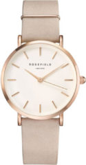 Rosefield The West Village Soft Pink Rose Gold Horloge - Roze
