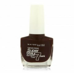 Rode Maybelline New York Forever Strong nagellak - 287 midnight red