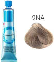 Goldwell - Colorance - Color Tube - 9-NA Very Light Natural Ash Blonde - 60 ml