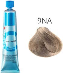 Naturelkleurige GOLDWELL Colorance Farba do włosów 9NA - bardzo jasny naturalny popielaty blond 60 ml