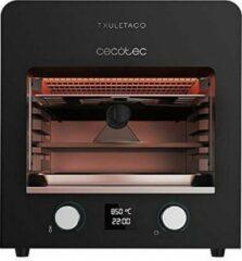 Elektrische Barbecue Cecotec Txuletaco 8000 Inferno 850ºC 2200W Zwart