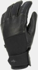 Zwarte Sealskinz Waterproof Cold Weather Glove with Fusion Control� Fietshandschoenen Unisex - Maat L