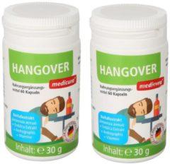 Medicura Hangover 60 Kapseln 2er Set