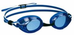 Professionele Zwembril Voor Volwassenen - Zwart/wit