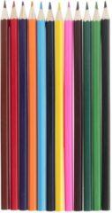 HEMA 12-pak Kleurpotloden