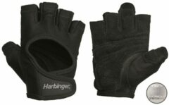 Harbinger Fitness Harbinger Women's Power Stretchback Fitness Handschoenen - Zwart - M
