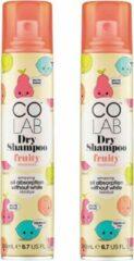 Colab Dry Shampoo Fruity - 2 pak