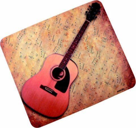 Afbeelding van AIM Muismat akoestische gitaar