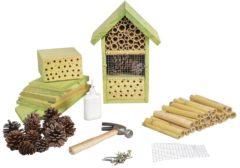 Bruine Esschert design Esschert kinder Doe het zelf insectenhotel knutselwerkje