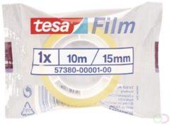 Transparante Tesafilm Standaard plakband, 50 x 10m:15mm