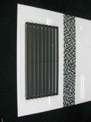 Star & Art | Radiator Iris | zwart | 60 x 180 cm