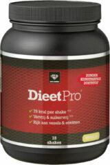 Nutri Dynamics Dieet Pro Plus - Eiwitshake - Voedingssupplementen - Vanille - 400 gr