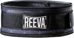 Grijze Reeva lifting belt(nylon) - gewichthefriem - XS (unisex)