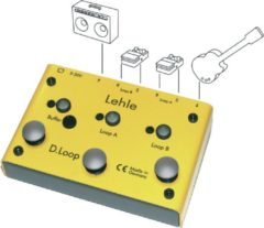 Gele Lehle 1011 D.Loop SGOS Looper/Switcher