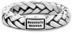 Buddha to Buddha Ring George Small Maat 15 zilver 810