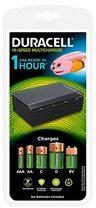 Duracell CEF22-EU Batterijlader NiMH AAA (potlood), AA (penlite), C (baby), D (mono), 9 V (blok)