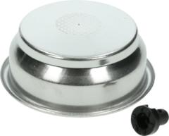 Saeco Filter (Für Pads, Perfect Crema Filter Kit, 2 Tassen) für Kaffeemaschine 21000491