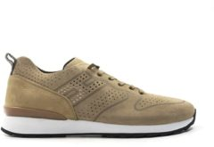 HOGAN Sneakers trendy uomo beige