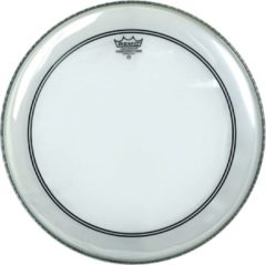 "Remo Powerstroke 3 Clear 24"", basDrum Batter/Reso"
