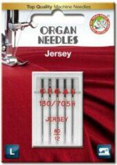 Organ needles Jersey naalden van Organ 2 pakketjes van 5 naalden