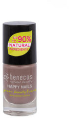 Bruine Benecos Vegan Nail Polish Rock It!