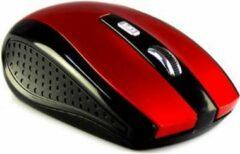 Rode Media-Tech Raton Pro R muis RF Draadloos Optisch 1600 DPI Ambidextrous