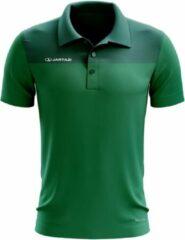 Jartazi Polo Bari Heren Polyester Groen Maat S